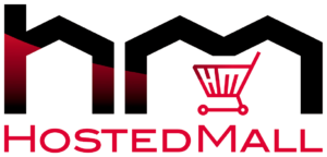 Hosted Mall Logo